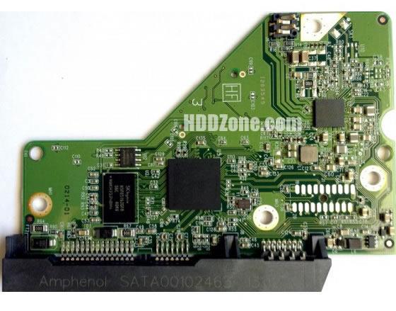 2060-771829-005 WD Harddisk kontrol devre mantık kartı