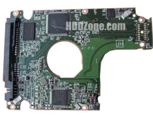 2060-771852-004 WD Harddisk kontrol devre mantık kartı