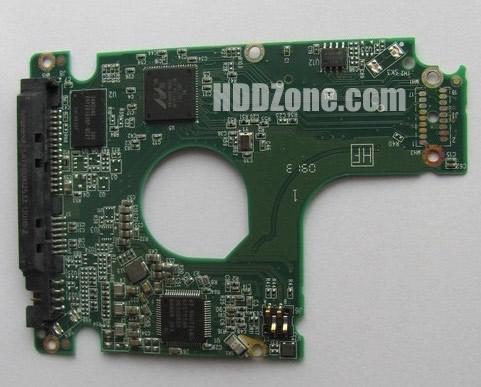 2060-771931-000 WD Harddisk kontrol devre mantık kartı