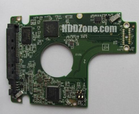 2060-771933-000 WD Harddisk kontrol devre mantık kartı