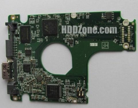 2060-771949-000 WD Harddisk kontrol devre mantık kartı