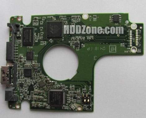 2060-771950-000 WD Harddisk kontrol devre mantık kartı