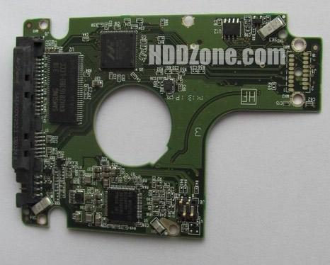 2060-771960-000 WD Harddisk kontrol devre mantık kartı