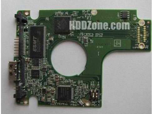 2060-771961-001 WD Harddisk kontrol devre mantık kartı