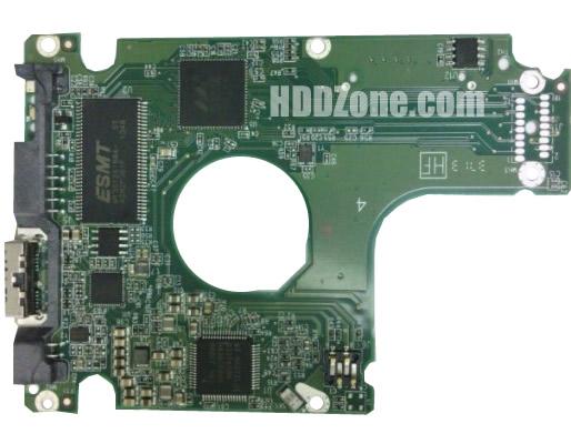 2060-771962-000 WD Harddisk kontrol devre mantık kartı