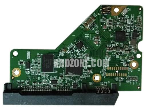 2060-771978-001 WD Harddisk kontrol devre mantık kartı