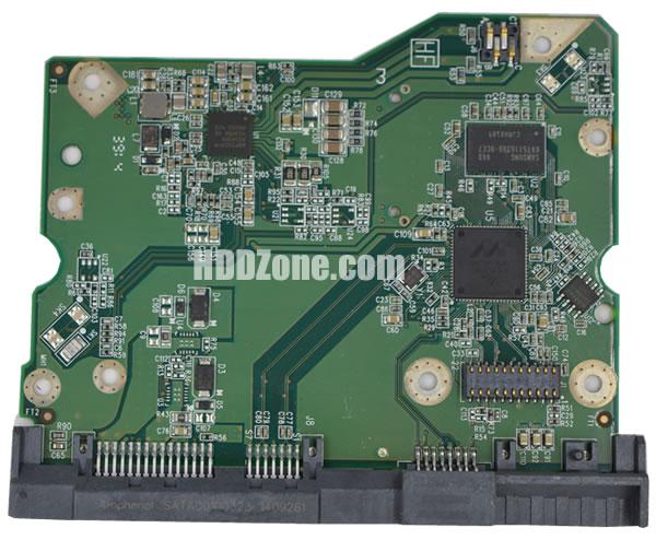 2060-800001-000 WD Harddisk kontrol devre mantık kartı