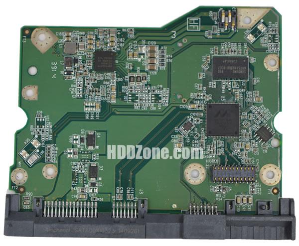 2060-800001-002 WD Harddisk kontrol devre mantık kartı